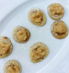 Orange and clove pikelets with quince honey, for Borough Market recipe and demonstration.