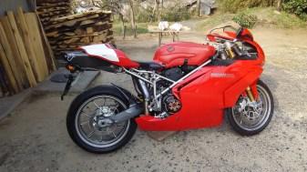 僕の通勤愛車オートバイ2
