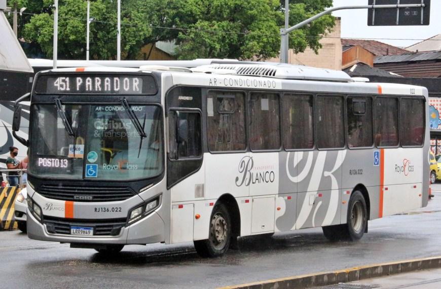 Detro-RJ aprova alterações em linhas da Blanco e aprova mais um modelo de planta requerido pela Caio