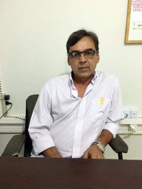 Antônio Carlos Freire é o coordenador do sistema de gestão do consórcio Unitrans