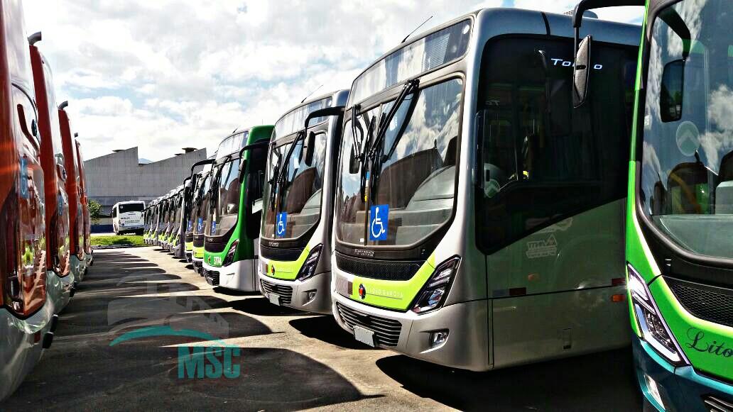 New Torino para Viação Garcia, Montes Brancos e Indaiatubana