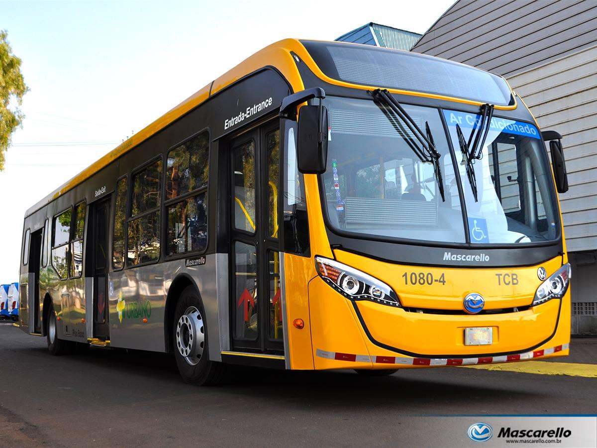 TCB - Sociedade de Transportes Coletivos de Brasília com Mascarello Gran Metro