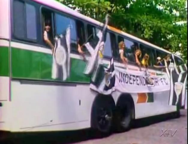 Vídeo mostra ônibus históricos da São Geraldo em filmes