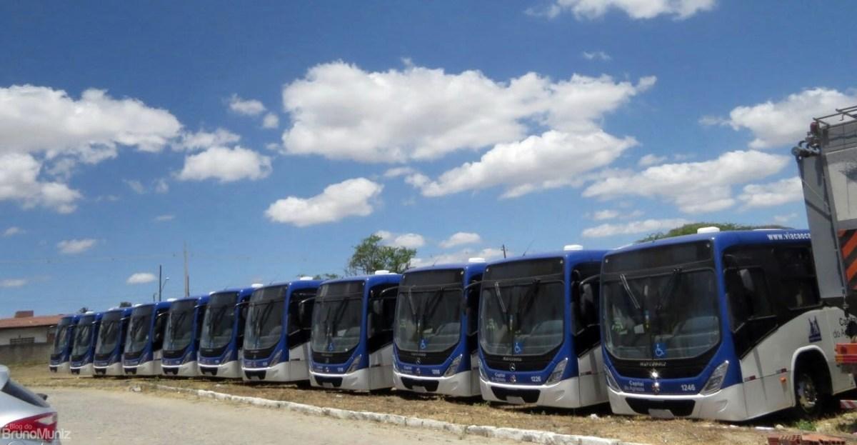 Atual cenário do transporte público de Caruaru
