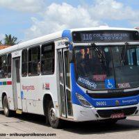 Semob-JP cria linha 123, reativa 5600 e reforça outras quatro linhas de ônibus