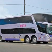 Rota Transportes ampliará sua frota de veículos Double Decker