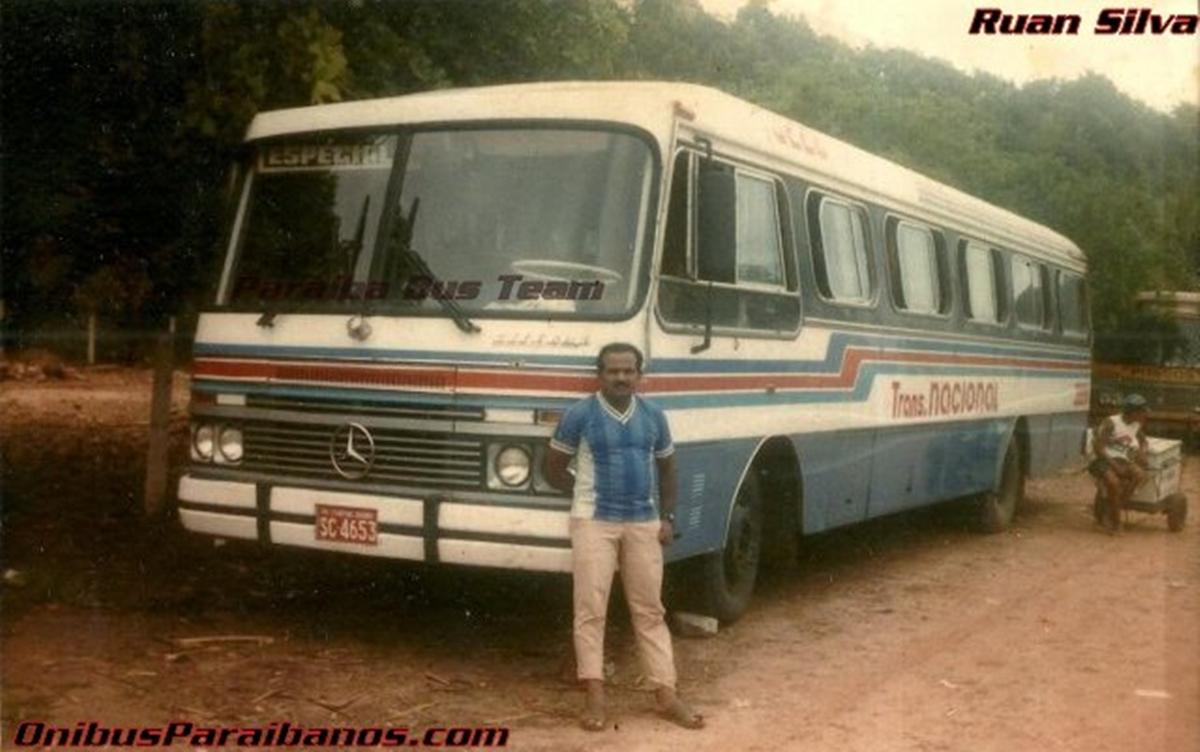 Um #TBT de respeito: um Transnacional rodoviário da década de 1980