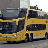 De onde vieram os mais recentes ônibus da Itapemirim