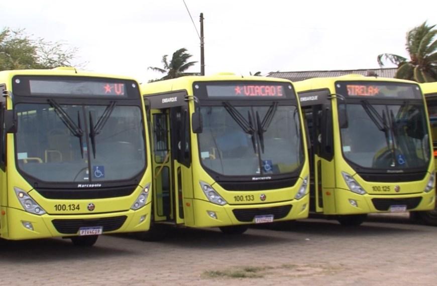 São Luís: prefeito entrega 21 novos ônibus de transporte coletivo