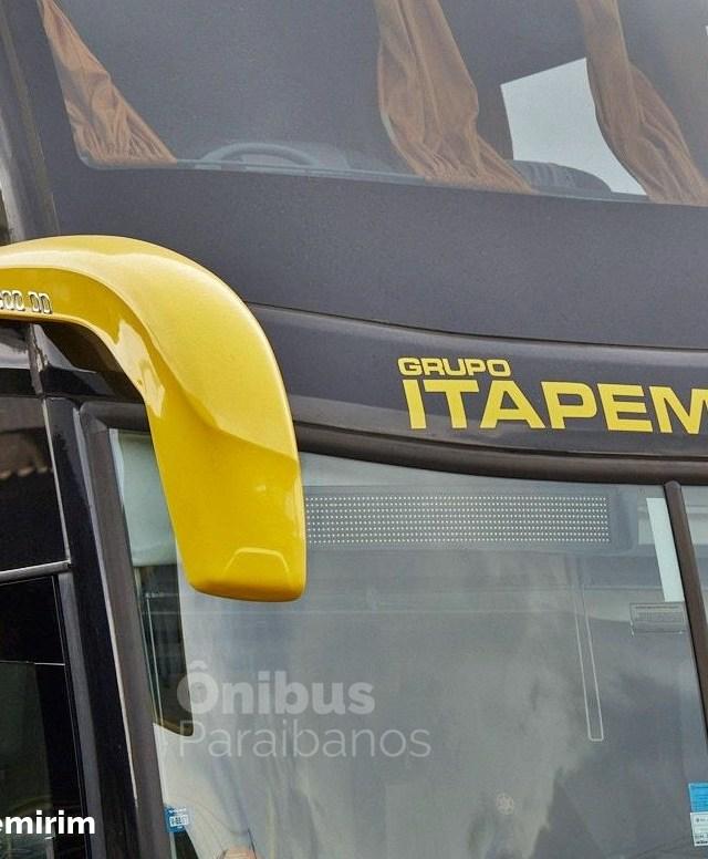 Dream Bus da Itapemirim em SP e Curitiba