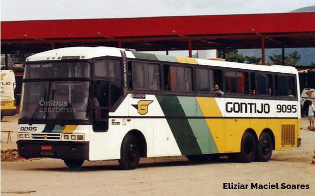 Os primeiros Jum Buss 360 da Gontijo