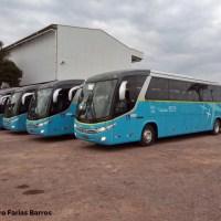Expresso Recreio adquire seus primeiros ônibus de motorização traseira