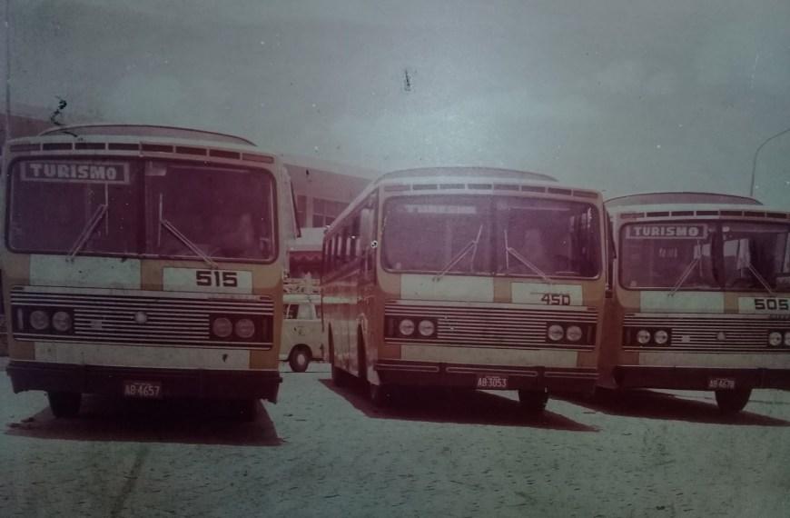 Os horários da Nordeste na João Pessoa X Fortaleza nos anos 70 e 80