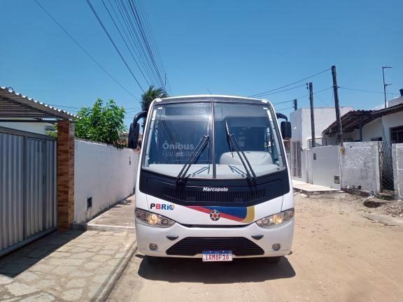 PB Rio incorpora micro-ônibus Senior à frota