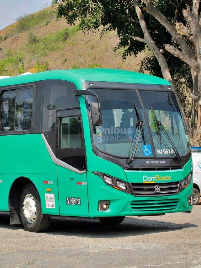El Buss FT da Dom Bosco