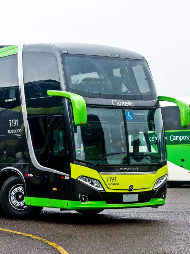 Vissta Buss 400 da Cantelle