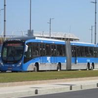 Mercedes-Benz do Brasil faz avant-première do maior ônibus superarticulado para BRT do mundo
