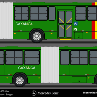 Marcopolo Gran Viale - Rodoviária Caxangá 355