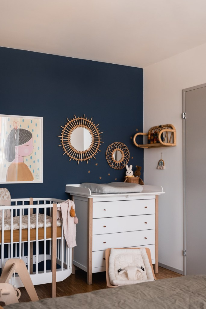 How we set up our baby room #baby room # kids room #interior