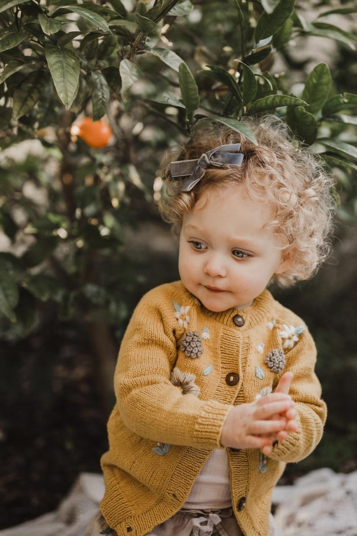 In love with Shirley Bredal's favorite hand-knitted clothes #kindermode #kidsstyle #shirleybredal