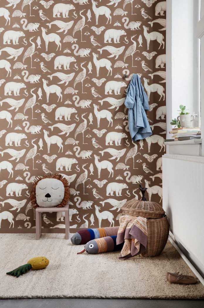 Set up children's rooms with the wonderful new collection from Ferm Living 2019 #kinderzimmer #kidsroom #fermliving