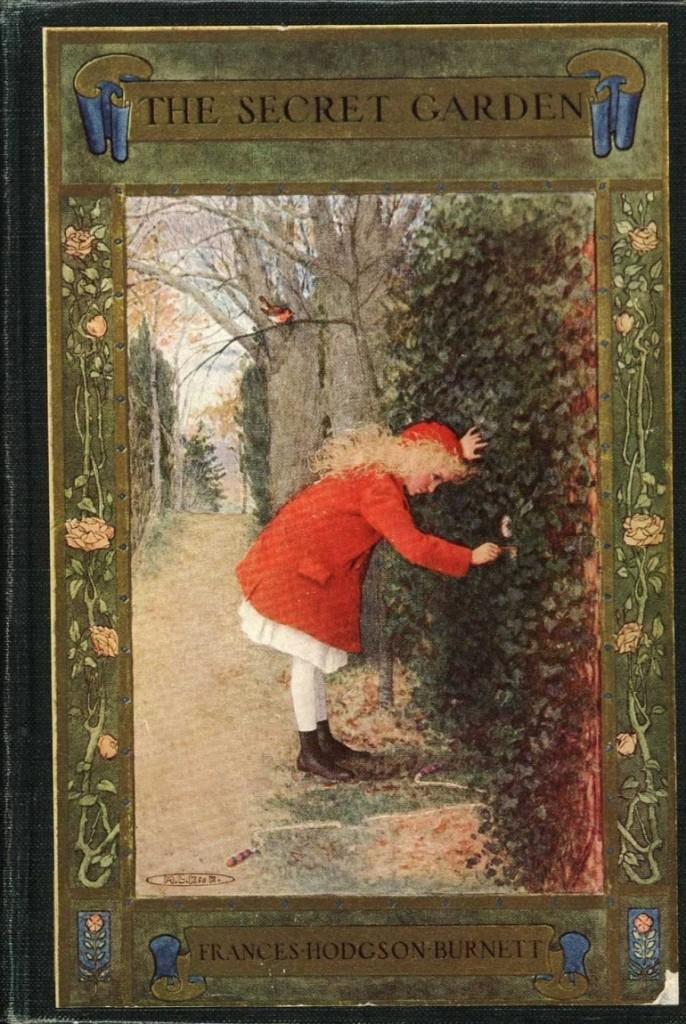 The_Secret_Garden_book_cover_-_Project_Gutenberg_eText_17396 book
