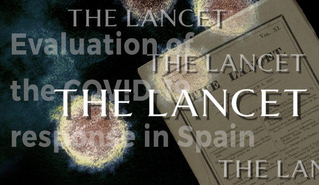 The Lancet científicos españoles