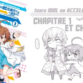 Toaru Idol no Accelerator-sama – Chapitres 1 et 2