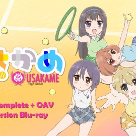 Usakame – Version Blu-ray + OAV