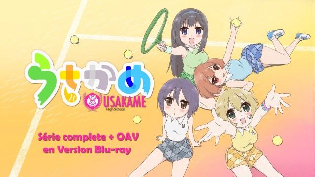 Usakame – Version Blu-ray + OAV