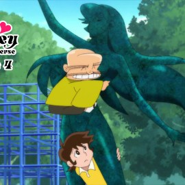 Cutie Honey Universe 04 – Une pure beauté