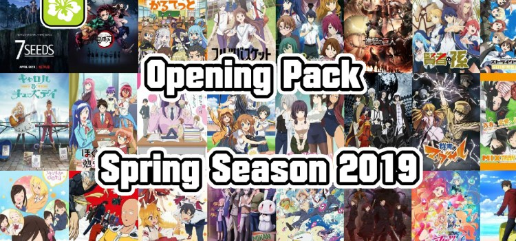 Pack Opening – Printemps 2019