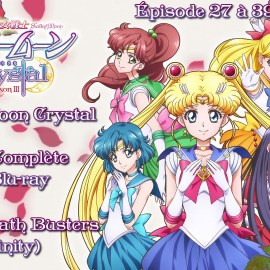 Sailor Moon Crystal ARC 3 – Blu-ray