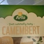 ルヴァンクラシカルパーティ再び!Arlaのカマンベールチーズも買ってみた