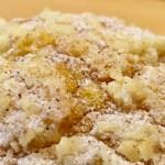 コストコのパンプキンシュトロイゼルマフィンは期待通りのシナモン風味でgood♪