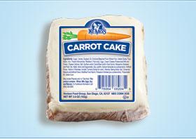キャロットケーキ ハワイ