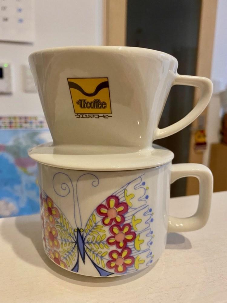 ウエシマコーヒー ドリッパー
