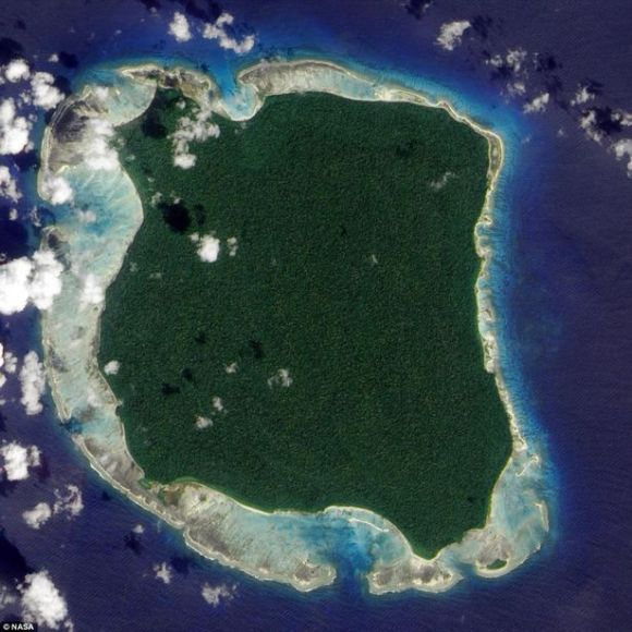 The-unspoilt-North-Sentinel-island