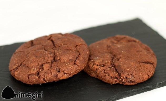 Cookies tout choco