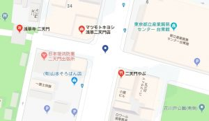 東京都立『 産業貿易センター・台東館 』4F