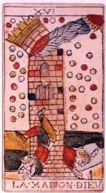 Maison Dieu dei Tarocchi e il sogno di Gilgamesh
