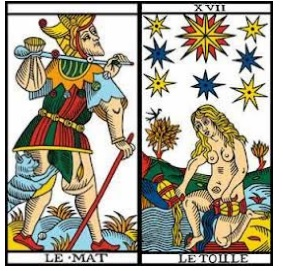 walking dream meaning with Tarot
