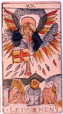 Il Giudizio dei Tarocchi e la ricerca dell'illuminazione