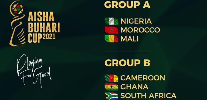 Aisha Buhari Cup