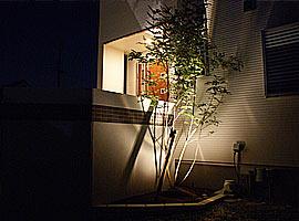 T邸庭照明02