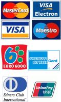 logos tarjetas