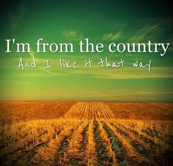 Bo på landet eller i stan?