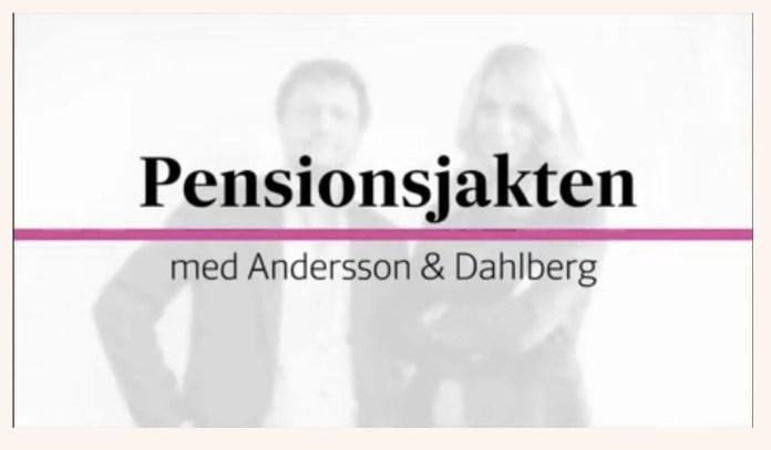 Pensionsjakten på Svd, ett rent beställningsjobb åt Skandia eller bra och relevant om pensioner?