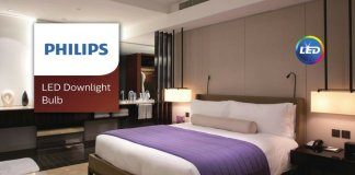survey Philips MyCare LED Downlight