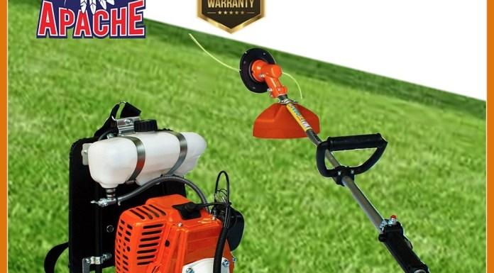 Harga terkini mesin potong rumput.